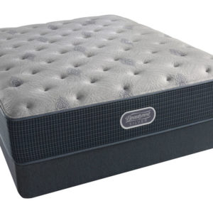 Beautyrest Charcoal Coast Plush Pillow Top