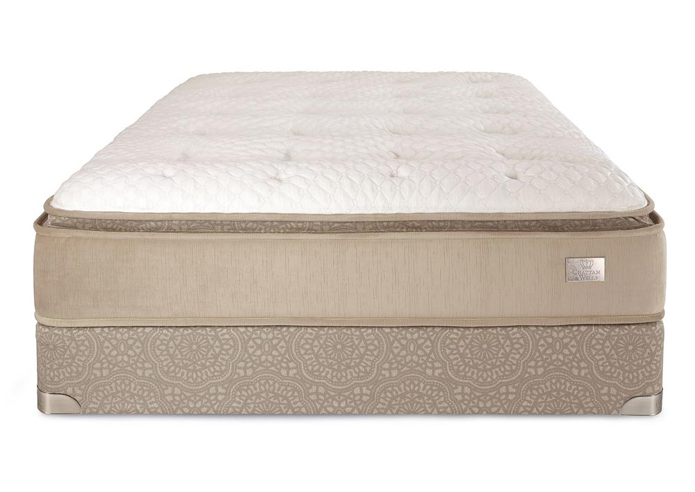 Chattam Amp Wells Hamilton Luxury Pillow Top